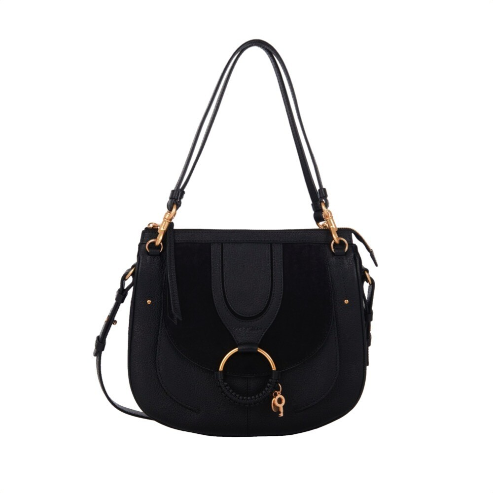 SEE BY CHLOÉ - Hana Small Tote Bag - Black