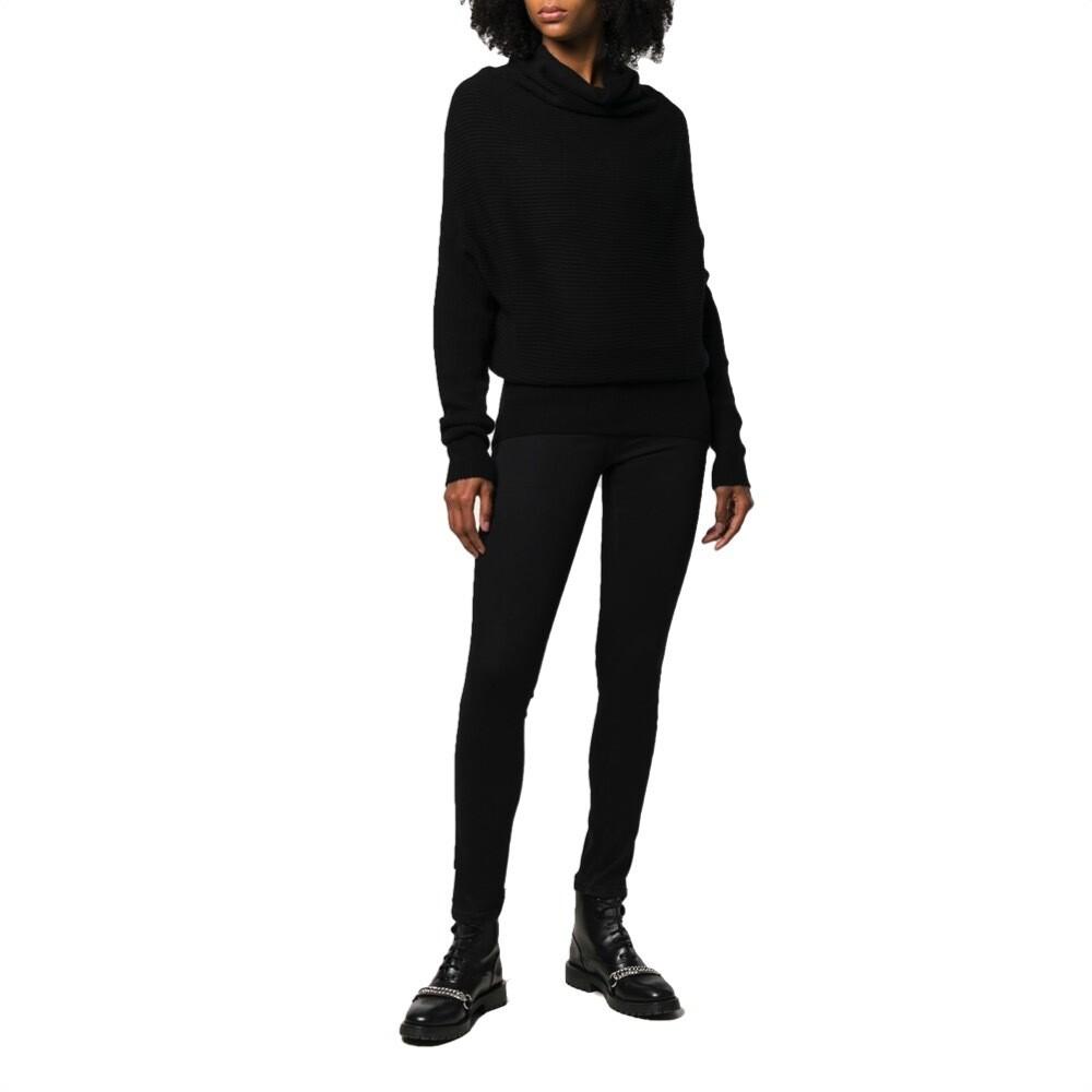 PATRIZIA PEPE - Jeans skinny - Nero