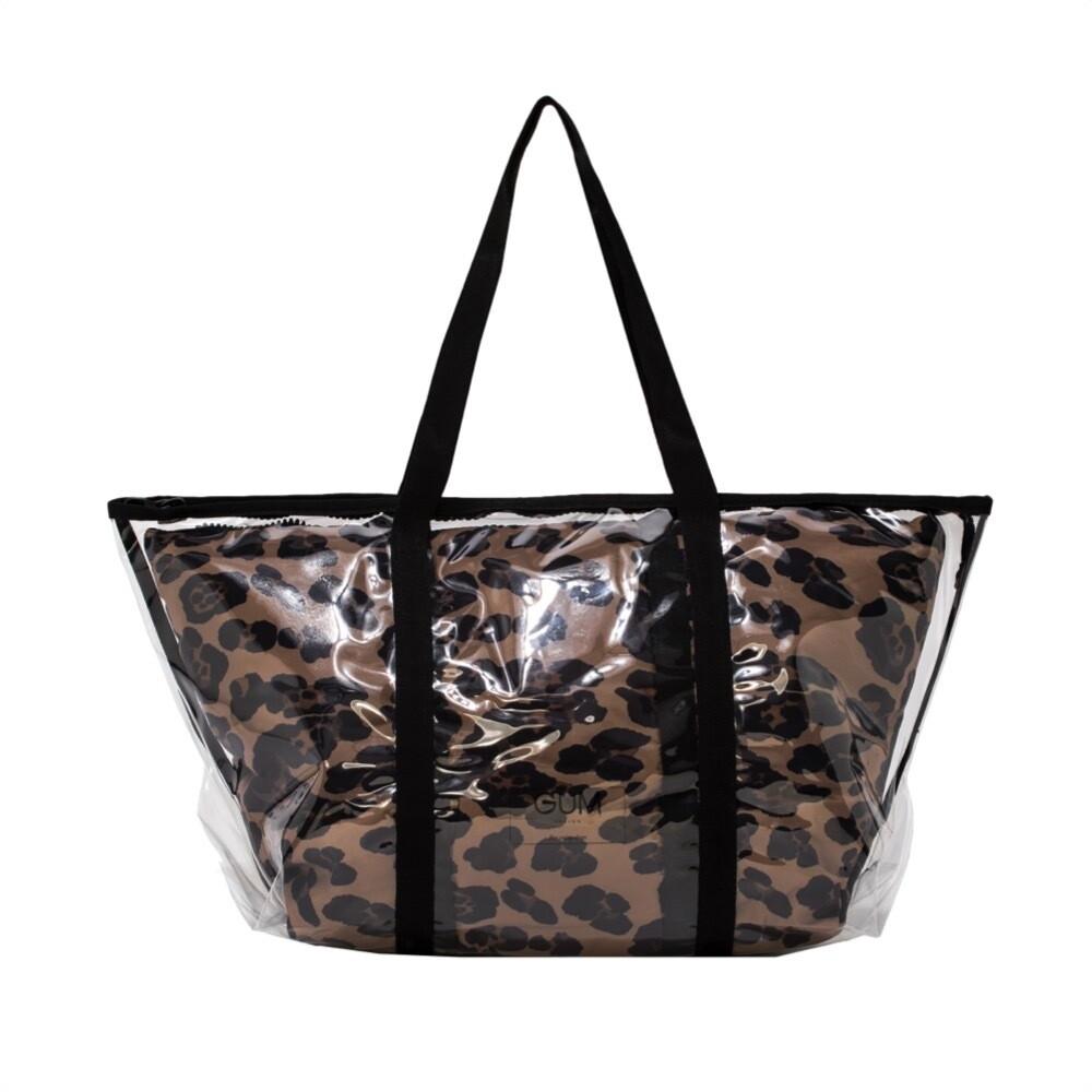 GUM - Shopper Seasonless Grande - Leopardo