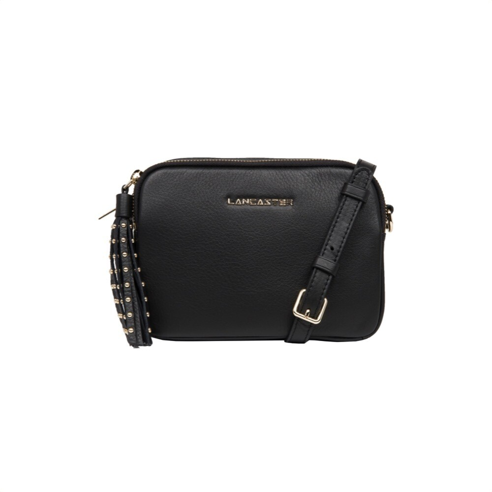 LANCASTER - Ana&Annae Mini Crossbody bag - Noir