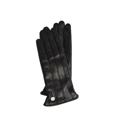 COCCINELLE - Clara guanti in pelle - Noir