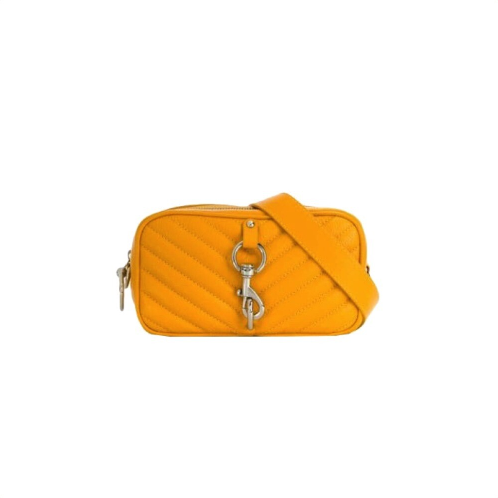 REBECCA MINKOFF - Camera Belt Bag - Tumeric