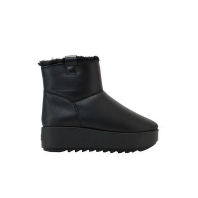 HOOR - Cortina Leather - Black