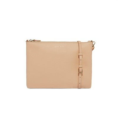 COCCINELLE - New Best Crossbody Soft - Nude
