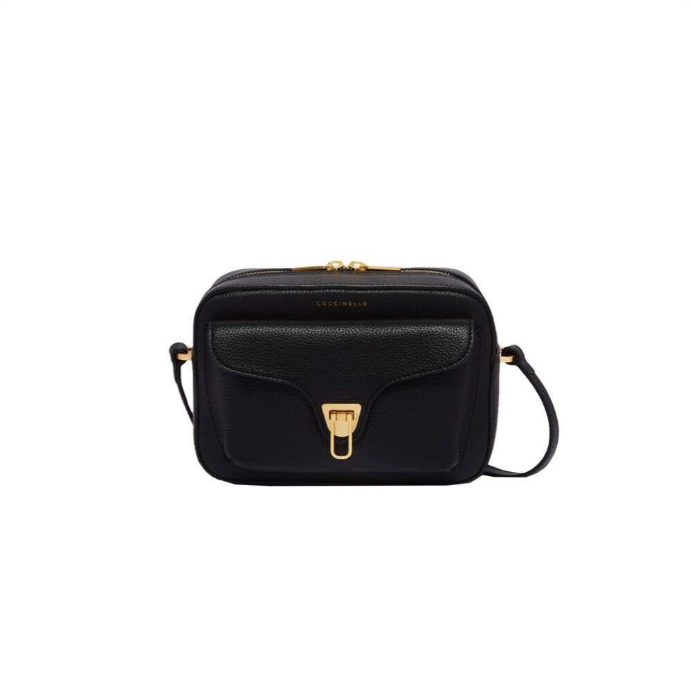 COCCINELLE - Beat Soft Camera Bag - Noir