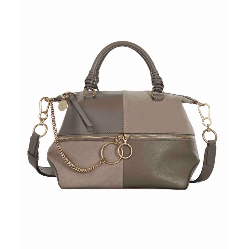 SEE BY CHLOÉ - Emy Borsa media - Motty Grey