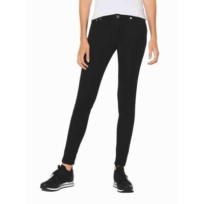 MICHAEL KORS - Jeans skinny Selma - Black