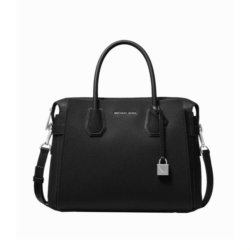 MICHAEL KORS - Mercer MD Borsa a mano - Black