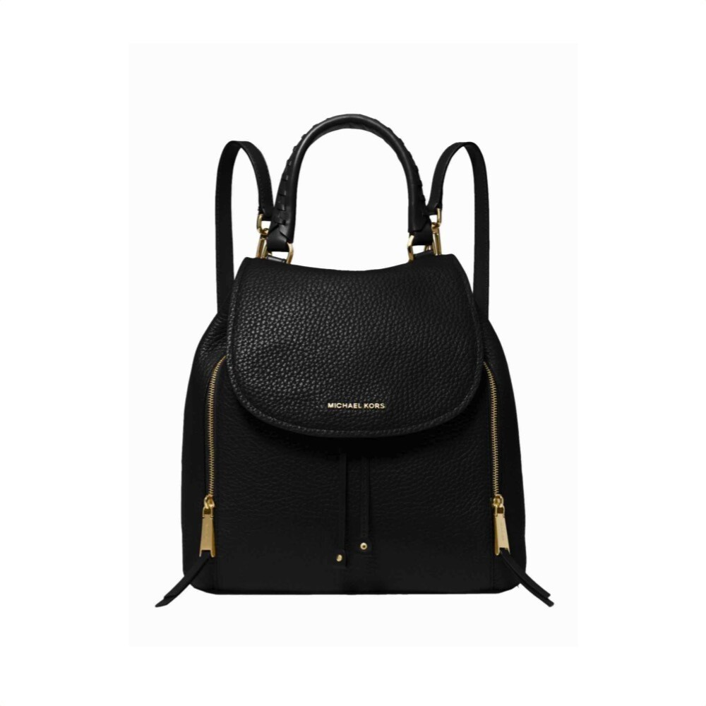MICHAEL KORS - Viv Backpack - Black