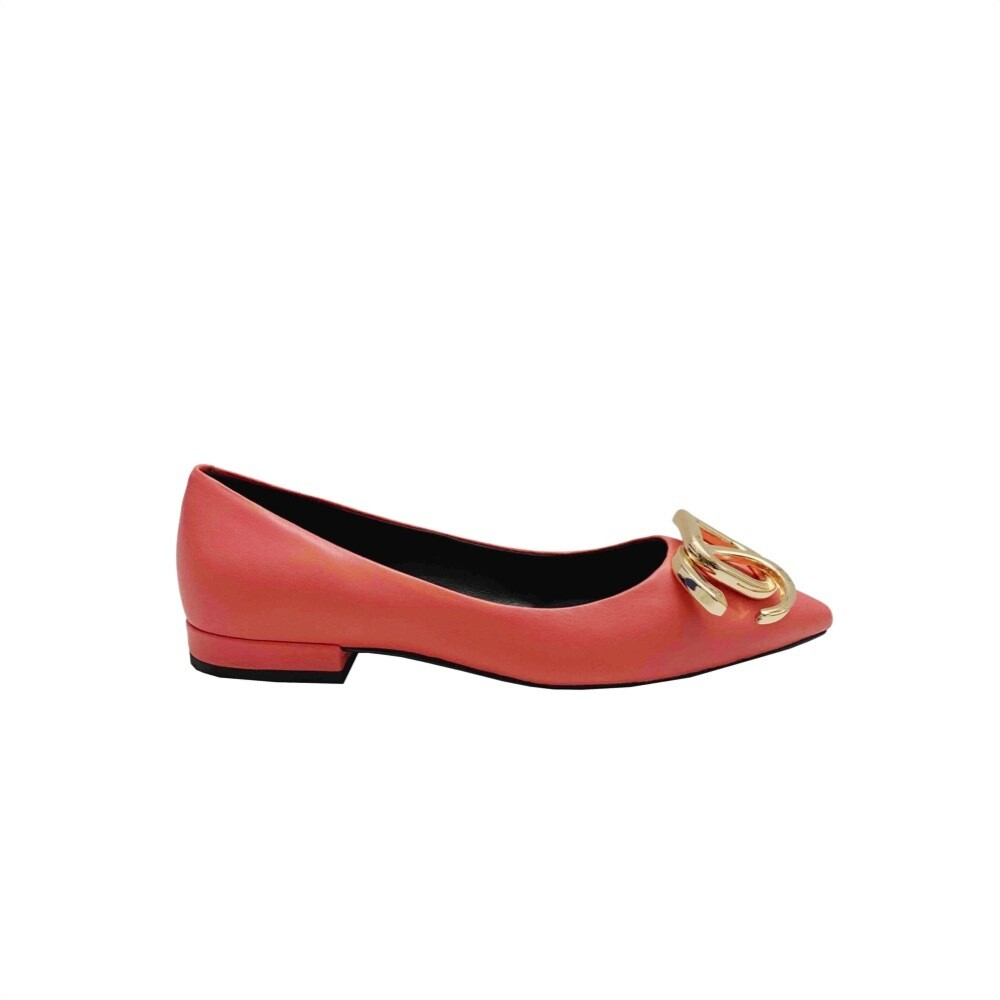 WHAT FOR - Pela Ballerina - Coral