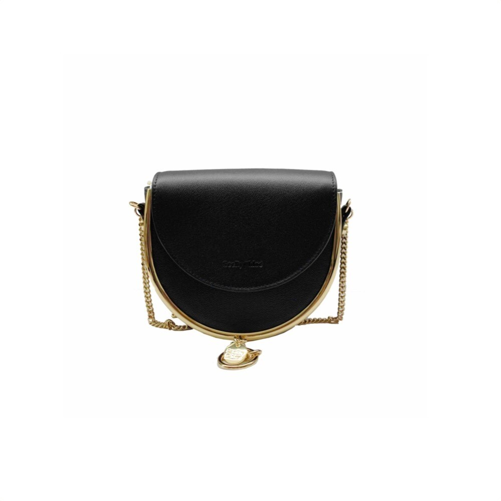 SEE BY CHLOÉ - Mara Mini Crossbody Bag - Black