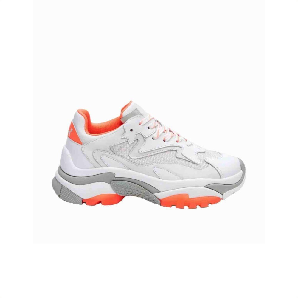 ASH - Addict sneakers - White/Coral