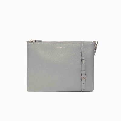 COCCINELLE - Best Crossbody Soft - Dolphin