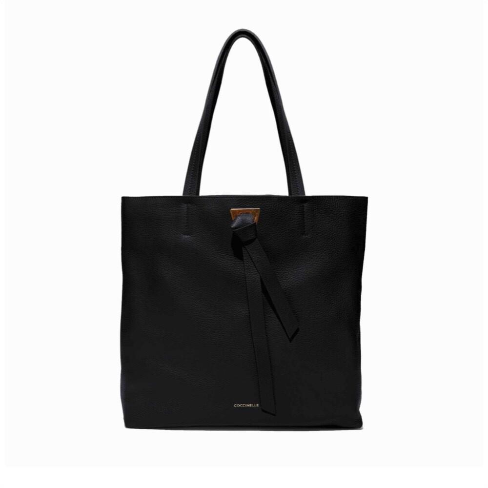COCCINELLE - Joy Shopping Bag - Noir