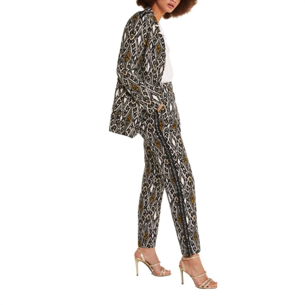 PATRIZIA PEPE - Pantalone maschile - Ikat print