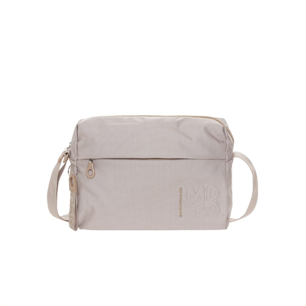 MANDARINA DUCK - MD20 Borsa a tracolla con tasca - Irish Cream