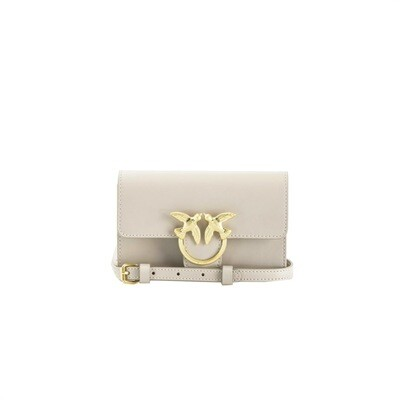 PINKO - Baby Love Bag Simply - Beige