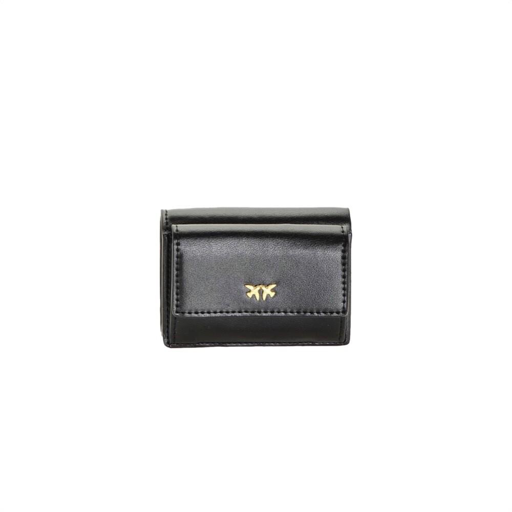 PINKO - Moore Mini Portafoglio - Black