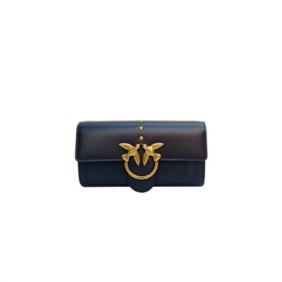 PINKO - Love Wallet Simply - Dark Blue