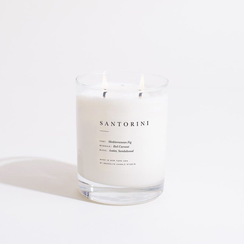 BROOKLYN CANDLE STUDIO - Escapist Candle [Santorini]