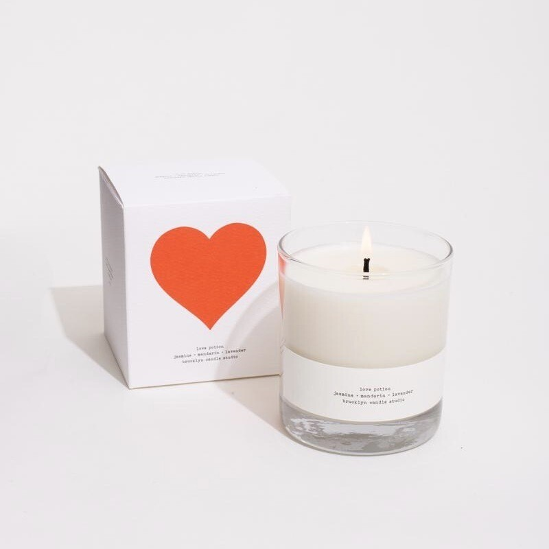 BROOKLYN CANDLE STUDIO - Love Potion Limited Edition Candle