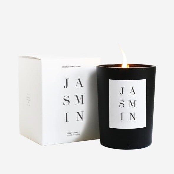 BROOKLYN CANDLE STUDIO - Noir Candle [Jasmin]
