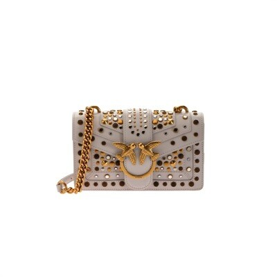 PINKO - Love Mini Icon Icon New Studs - Ghiaccio