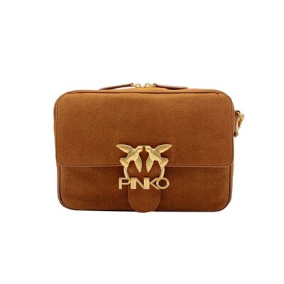 PINKO - Love Big Square Seventies - Cognac