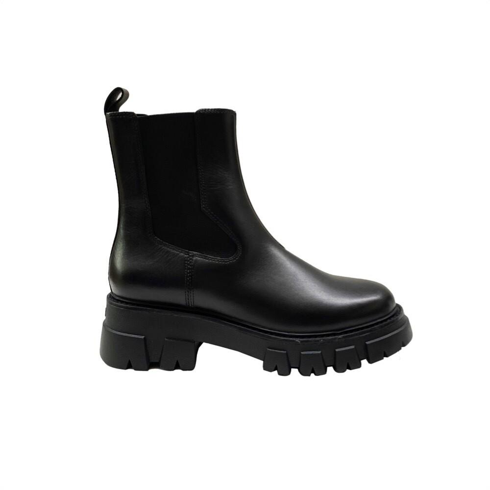 ASH - Lloyd Boots - Black