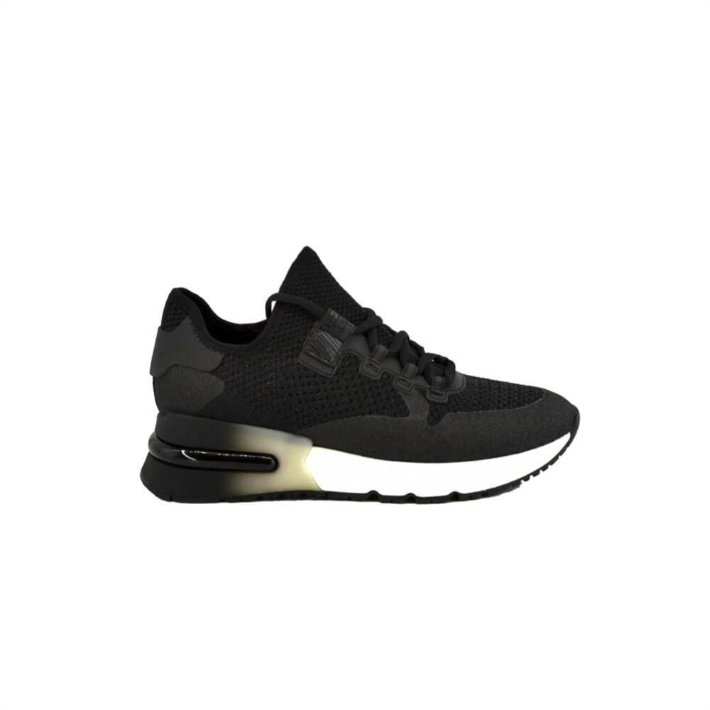 ASH - Krush Lurex Sneakers - Black