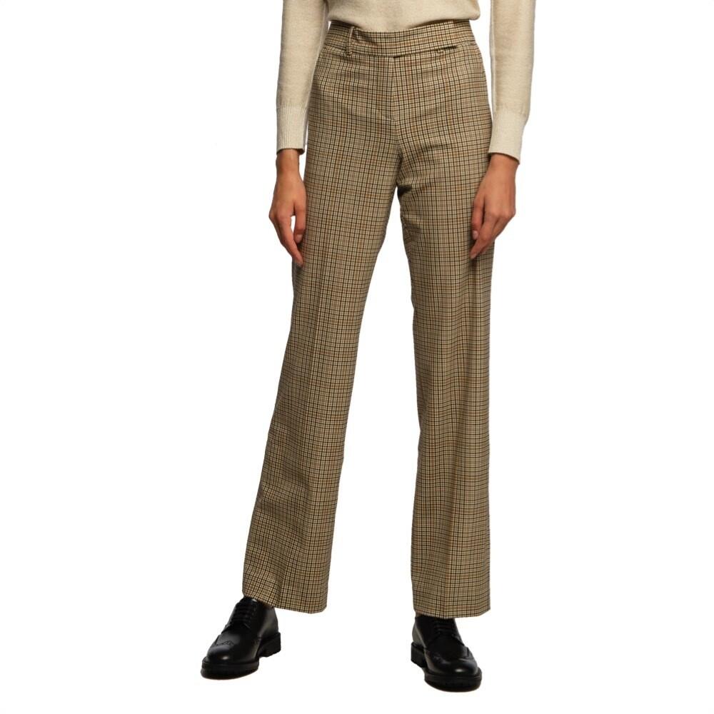 MICHAEL KORS - Pantaloni a quadretti - Bone
