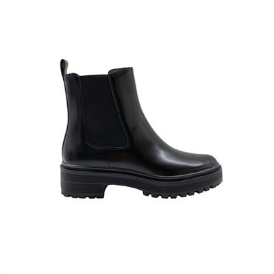 WHAT FOR - Toby Boots - Black