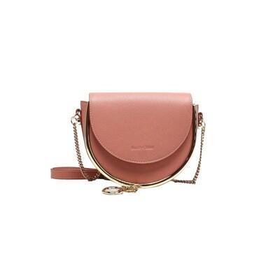 SEE BY CHLOÉ - Mara Mini Crossbody Bag - Dawn Rose