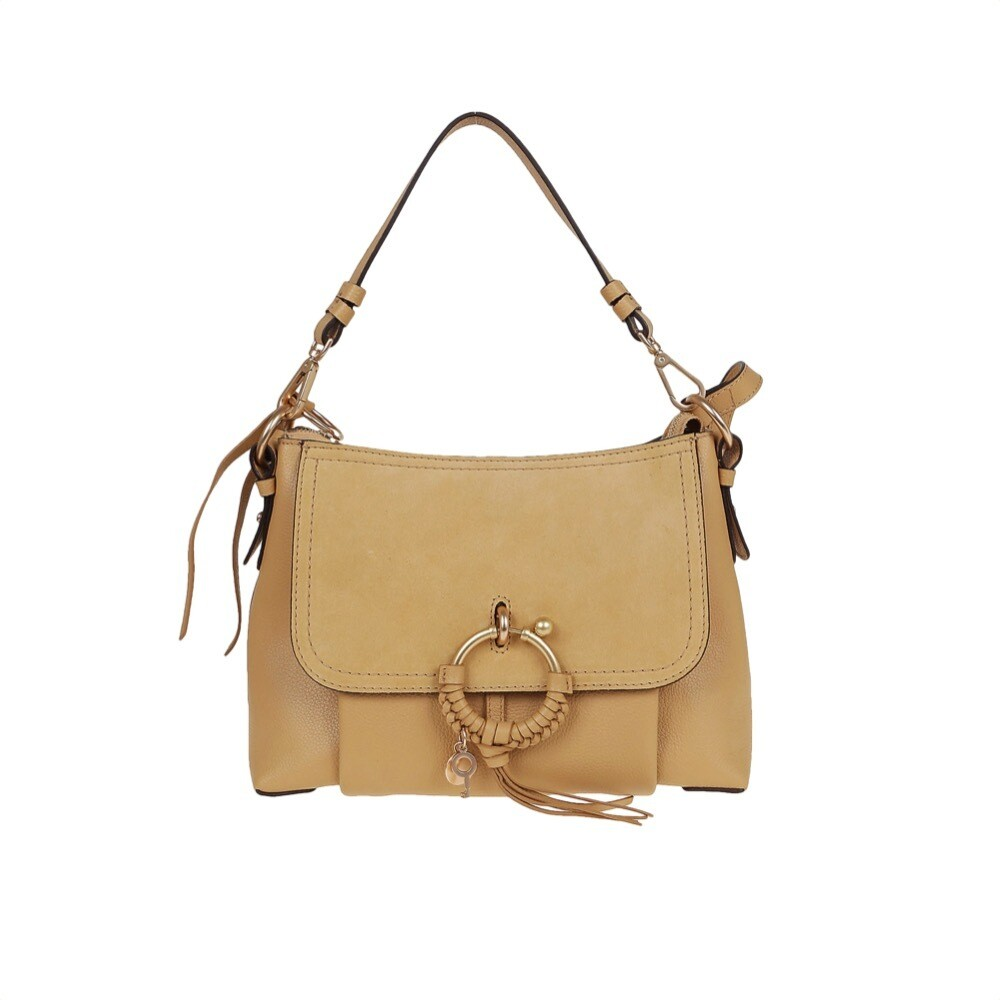 SEE BY CHLOÉ - Joan Small Shoulder Bag - Soft Tan