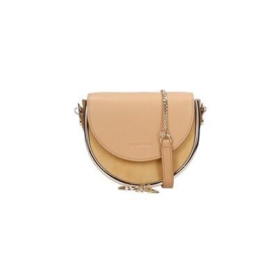 SEE BY CHLOÉ - Mara Mini Crossbody Bag Suede - Soft Tan