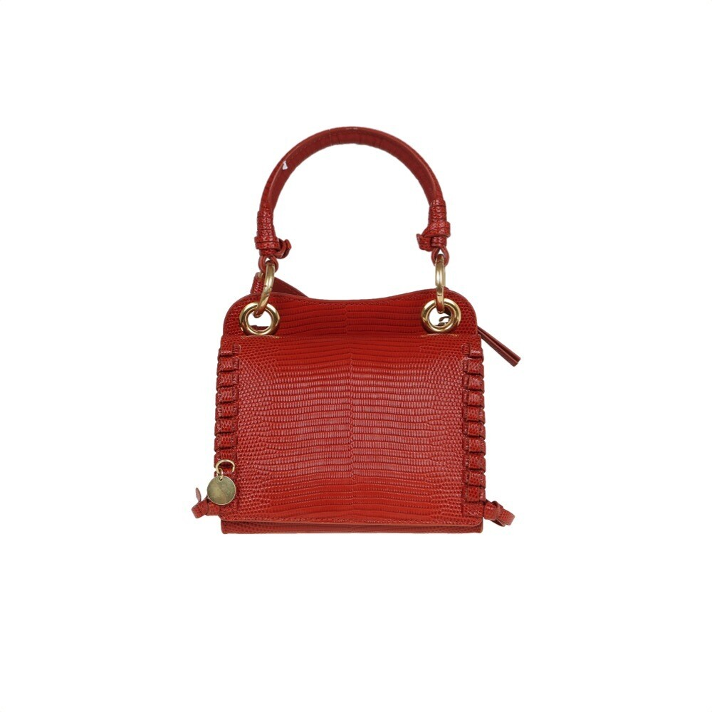 SEE BY CHLOÉ - Tilda Mini Bag - Faded Red
