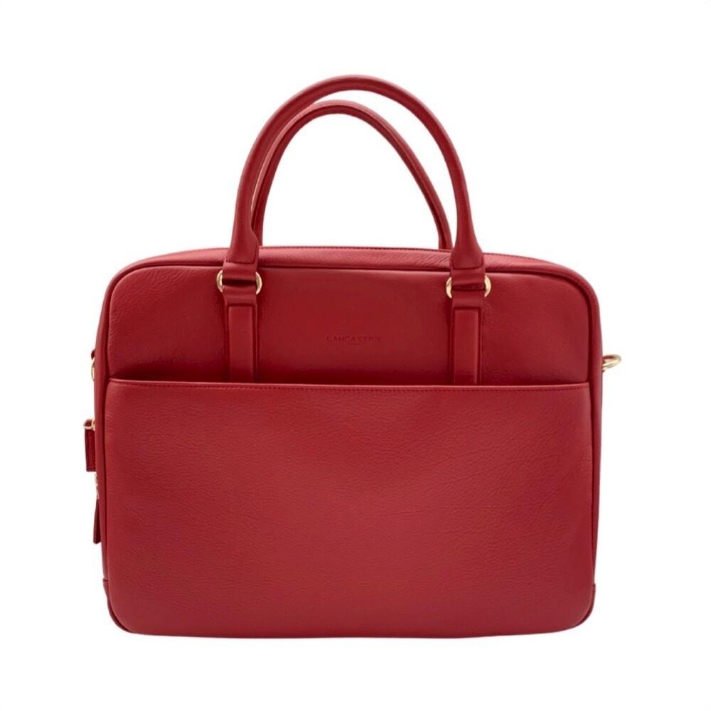LANCASTER - Business Bag - Rouge
