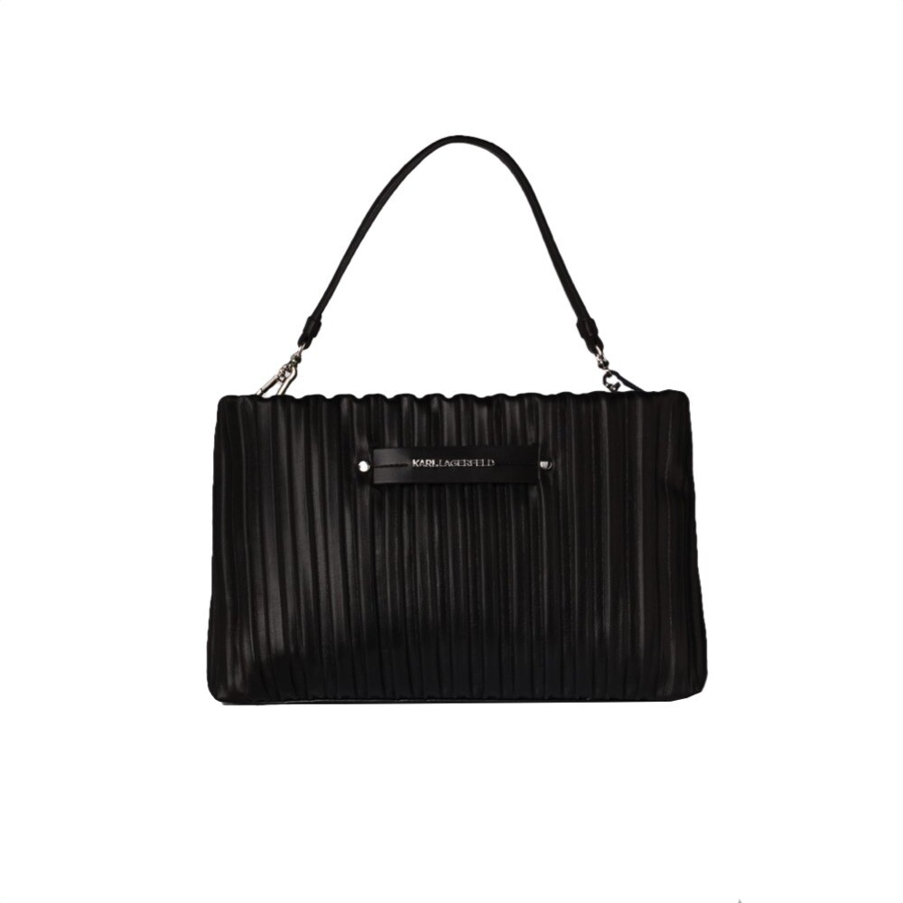 KARL LAGERFELD - K/Kushion Tote - Black