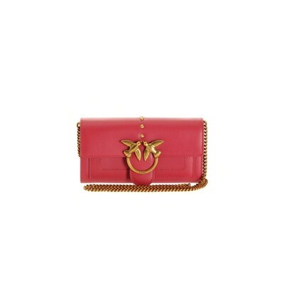 PINKO - Love Wallet Simply - Dark Bubble