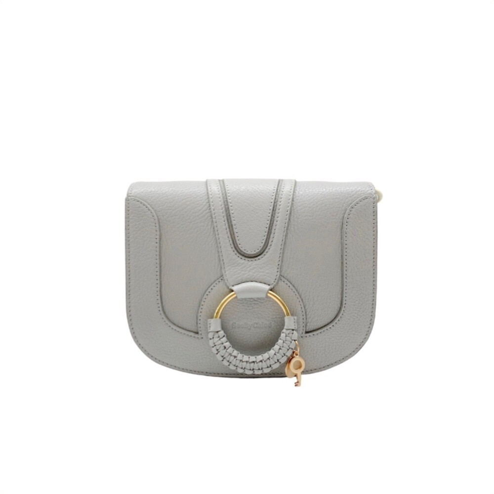 SEE BY CHLOÉ - Hana Small Crossbody Bag - Artic Ice