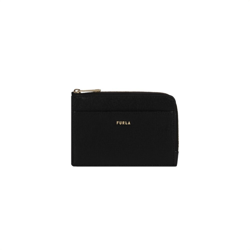 FURLA - Babylon M Credit Card Case - Nero