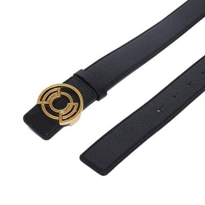 COCCINELLE - Cintura Cachet - Noir