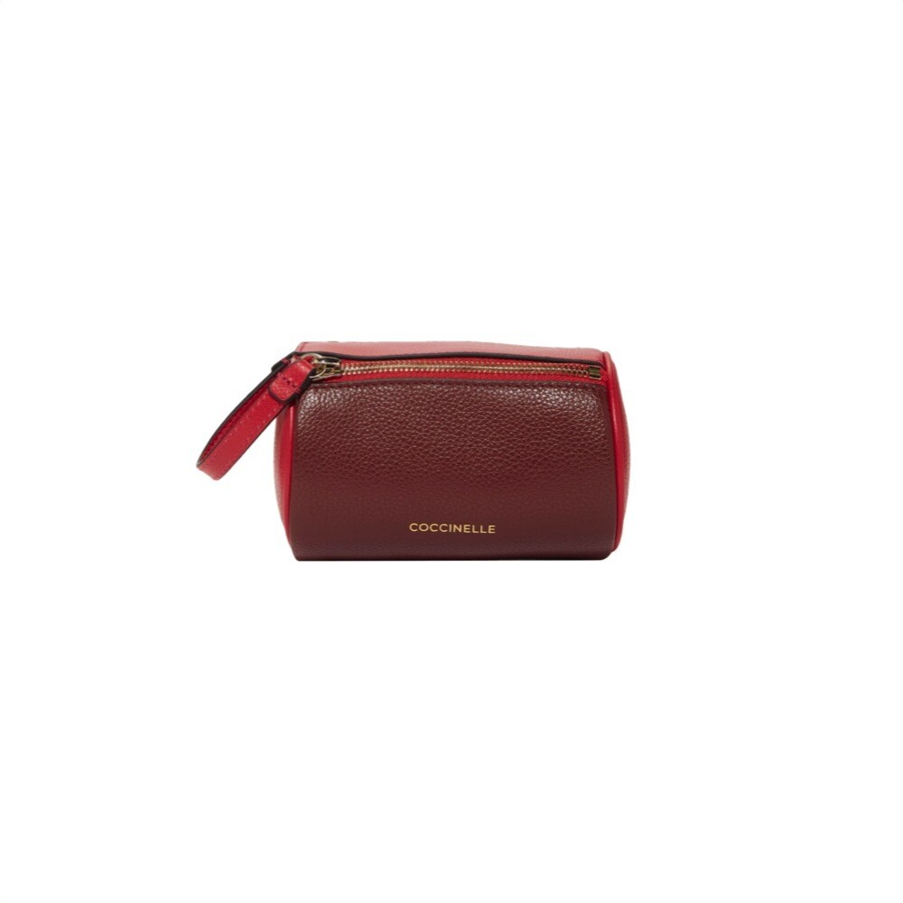 COCCINELLE - Morgane Trousse - Marsala/Cherry
