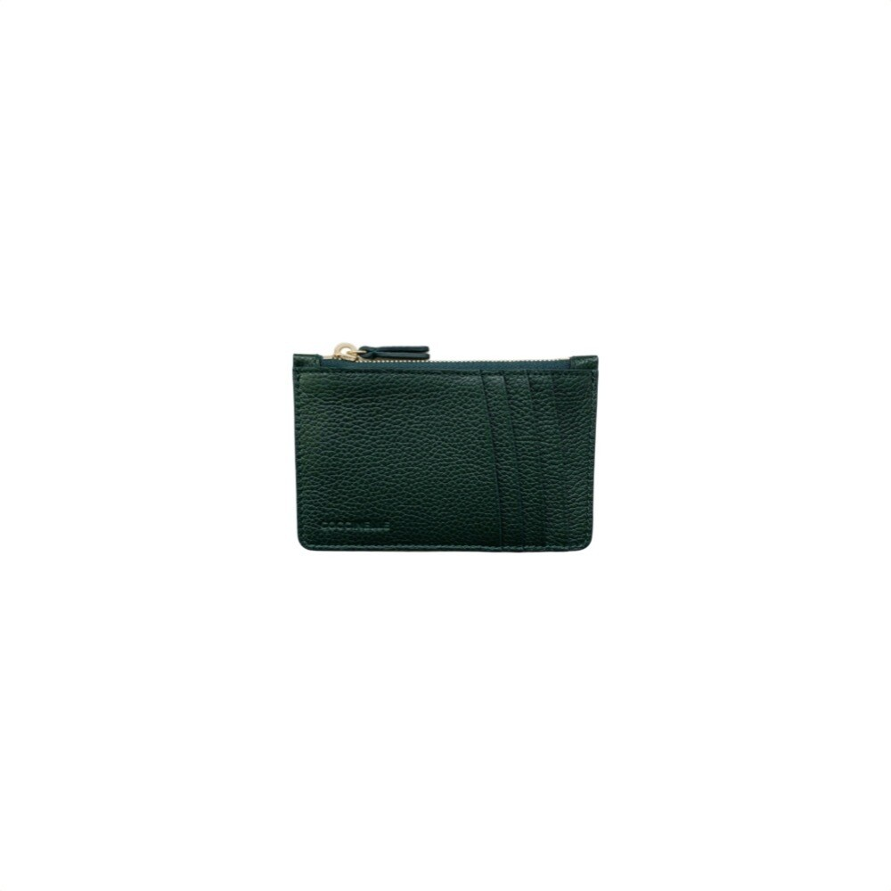 COCCINELLE - Travel Items Portacarte - Mallard Green