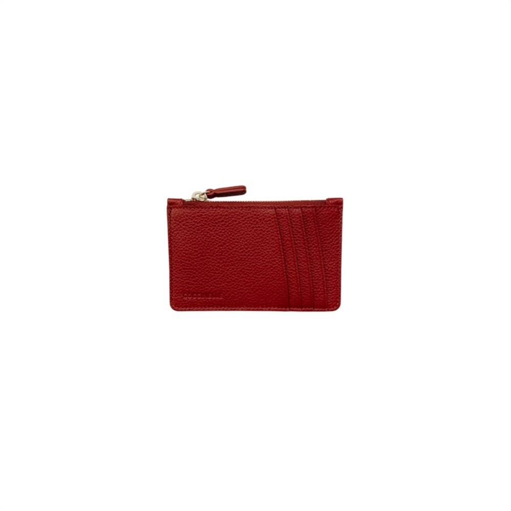 COCCINELLE - Travel Items Portacarte - Foliage Red
