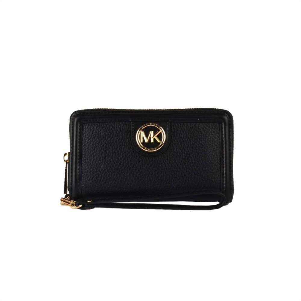 MICHAEL KORS - LG Flat Phone Case Logo - Black