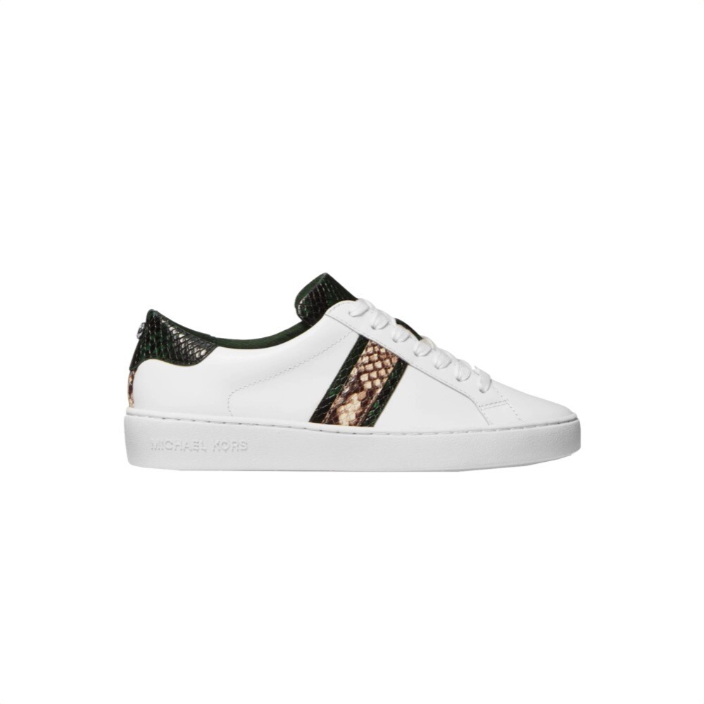 MICHAEL KORS - Irving Sneakers - Optic Multi