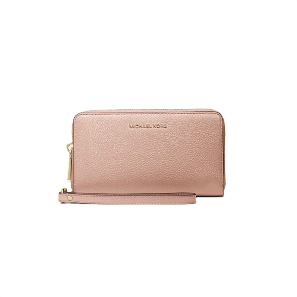MICHAEL KORS - LG Flat Phone Case - Soft Pink