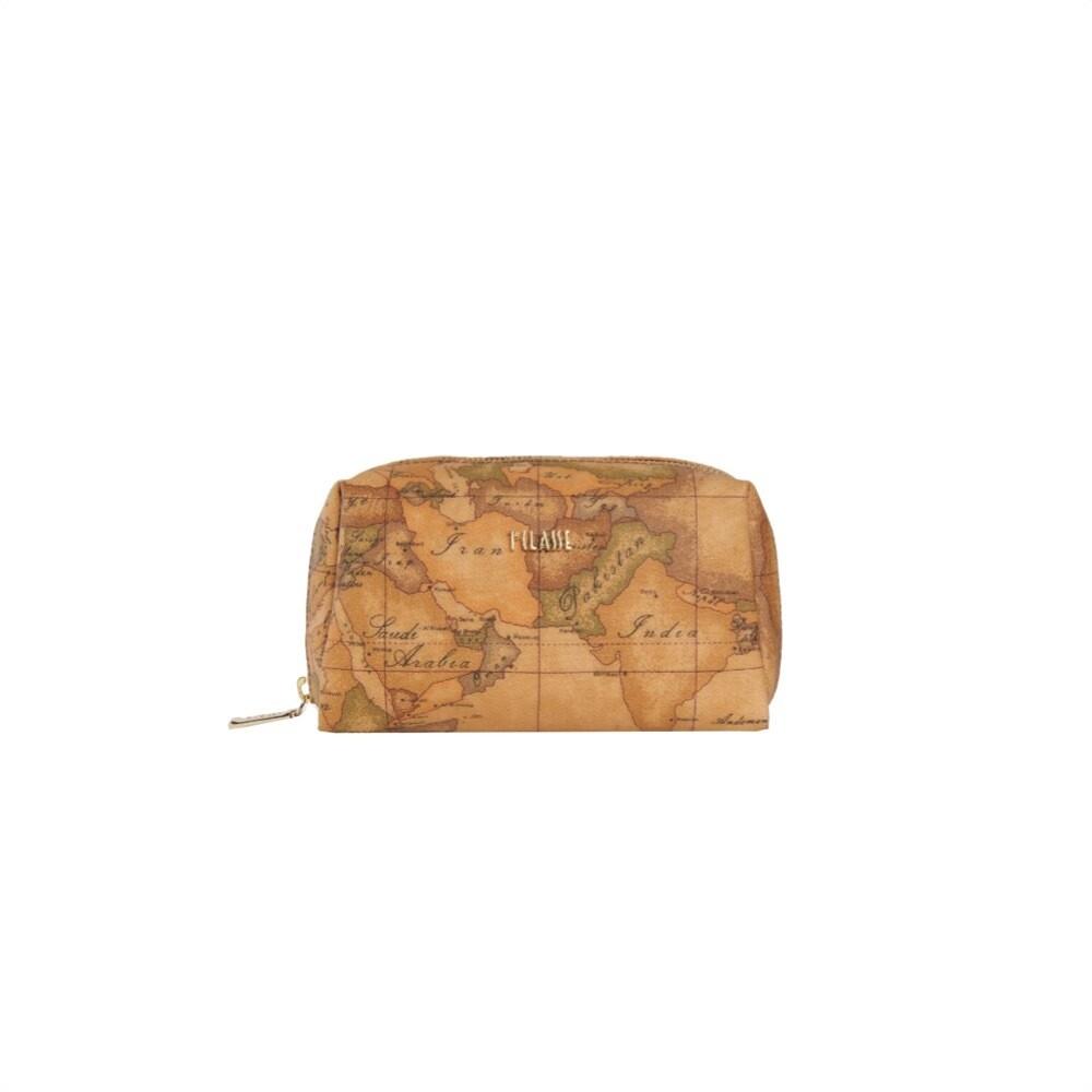 ALVIERO MARTINI - Geo Classic Beauty Case piccolo - Natural