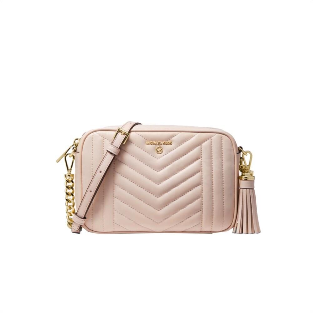 MICHAEL KORS - MD Camera Bag Jet Set Charm - Soft Pink